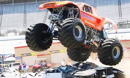 $16 to See the Motorama Car Show and Motorsports Event for Two at Atlanta Motor Speedway on April 18 or 19 ($24 Value)