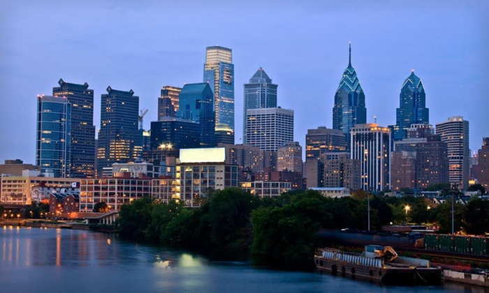 null - Philadelphia: Stay for Two Adults with In-Room WiFi at The Westin Philadelphia in Philadelphia, PA