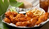 $40 Towards Food for Two Or More People (Dine-In Only); Valid Any Day