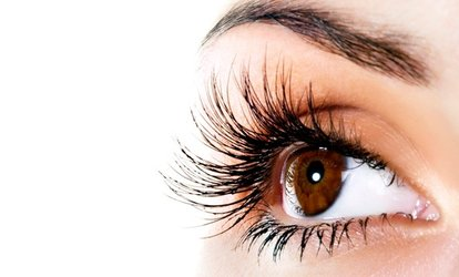image for Mink Eyelash Extensions at EyeLoveLash (Up to 48% Off). Three Options Available.