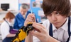 Robots-4-U: Texas: Five-Day Kids' Art Camp from Robots-4-U: Texas (Up to 70% Off)