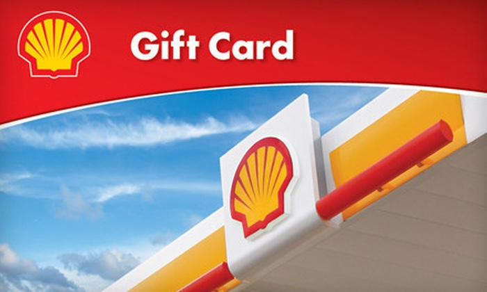 Shell - Seattle: $6 for $10 Worth of Gasoline, Car Washes, and Convenience-Store Snacks at Shell