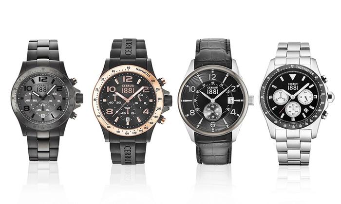 a92659c7d3 Cerruti 1881 Watches | Groupon Goods
