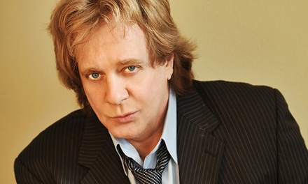 Eddie Money at DTE Energy Music Theater on Friday, May 22, at 7:30 p.m. (Up to 45% Off)