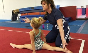 USA Gymnastics World: One or Two Months of Beginners' Gymnastics Classes for Ages 3 or Older at USA Gymnastics World (Up to 65% Off)