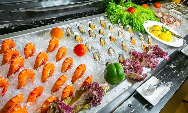 Brazillian buffet samba steakhouse for Samba buffet