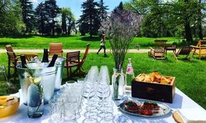 RockDrop: Villa Albrizzi Marini: ingresso nel bike park con noleggio bici e aperitivo per una o 2 persone (sconto fino a 50%)