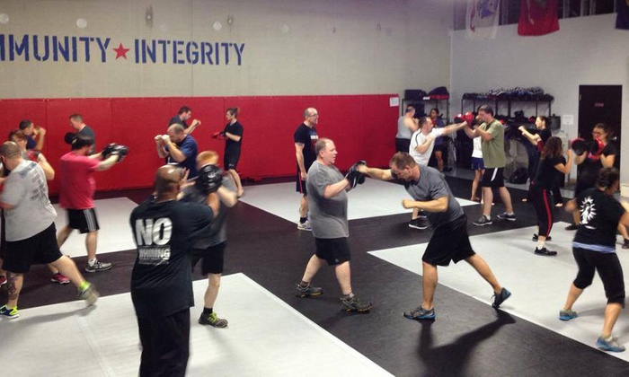 Ohio Krav Maga & Fitness - Multiple Locations: $49 for Month of Unlimited Classes with Intro Lesson and T-shirt at Ohio Krav Maga & Fitness ($208 Value)