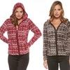 Women's Fleece Hooded Jacket