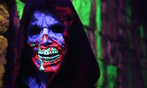 Bennett's Curse: $90 for VIP Admission for Two to Bennett's Curse, Haunted House Featured on Travel Channel ($120 Value)
