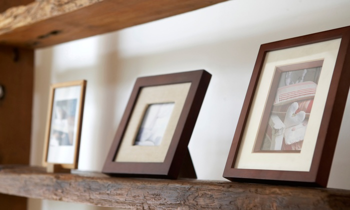 G & K Picture Frame Canada - Multiple Locations: $49 for $150 Worth of Custom Framing and Printing Services at G & K Picture Frame Canada