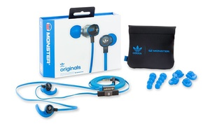 Monster Adidas Originals In-ear Headphones