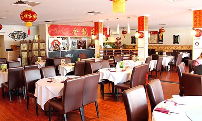 Golden Dragon Palace Restaurant Adelaide Sa