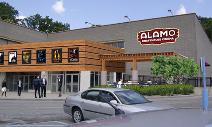 Alamo Drafthouse Cinema - Alamo Drafthouse Cinema - Yonkers: $6 for a General Admission Movie Ticket at Alamo Drafthouse Cinema (Up to a $12 Value)