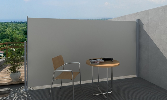 Groupon Goods Global GmbH Patio Terrace Side Awning From EUR7499 Up To 36