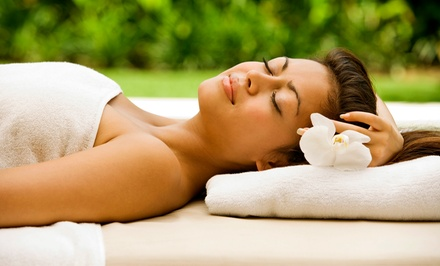 Relaxation Massage or Express Facial with Optional Glycolic Peel at The Haven Spa(Up to 57% Off)