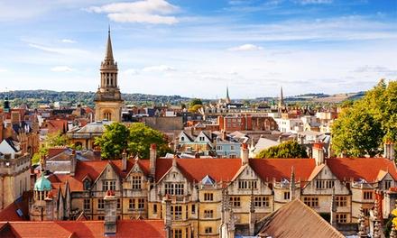 Anglia-Kidlington: 1, 2, 3 lub 4 tygodnie kursu języka angielskiego w Oxford English Academy dla 1 os. z zakwaterowaniem