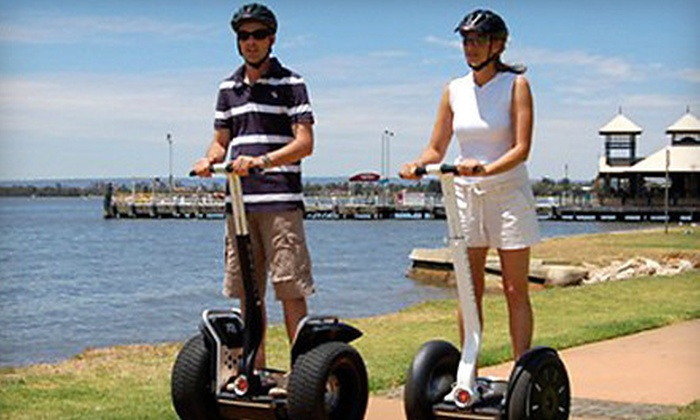 South Bay Mobile Tours - Redondo Beach: 105-Minute Segway Tour of Redondo Beach for One or Two from South Bay Mobile Tours (Up to 63% Off)