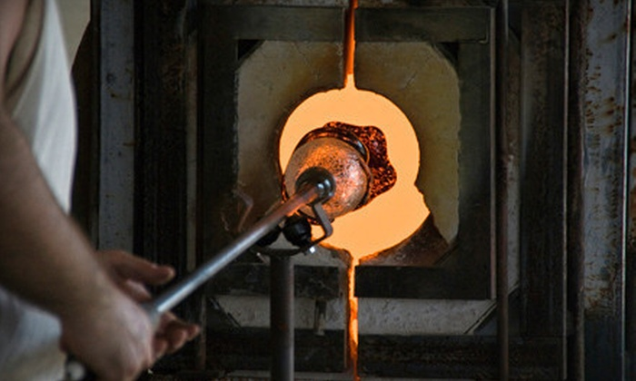 Santa Barbara Art Glass - Santa Barbara Art Glass: Intermediate Glass-Blowing Class for One or Private Class for Two at Santa Barbara Art Glass (Up to 67% Off)