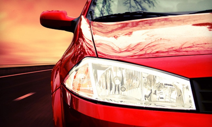 Nissan of Athens - Bogart: Full Detail for a Car or SUV with Optional Headlight Restoration at Nissan of Athens (Up to 67% Off)
