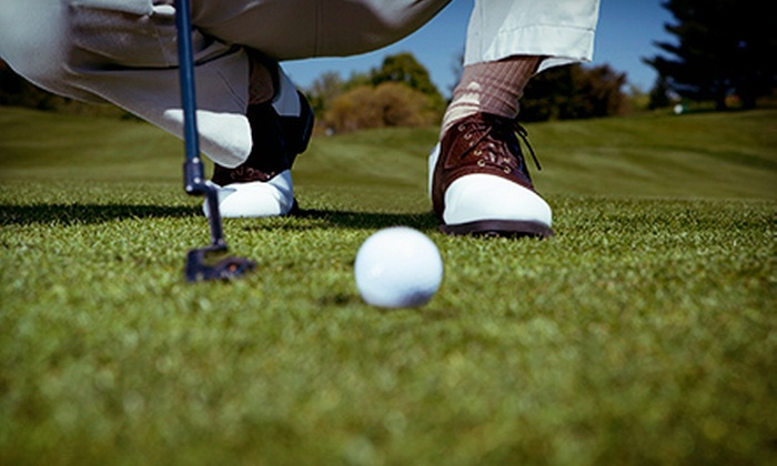 Milt's Golf Center - South Omaha: Two or Four Nine-Hole Rounds of Golf with Range Balls at Milt's Golf Center (Up to 52% Off)