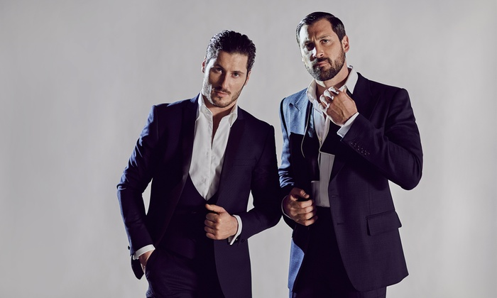 Maks & Val Live On Tour: Our Way - EagleBank Arena: Maks & Val Live On Tour: Our Way on Saturday, July 9, at 8 p.m.