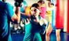 AMERIKICK *Natl Acct* - Multiple Locations: 10 or 20 Cardio-Kickboxing Classes at Amerikick (Up to 89% Off)