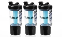 GROUPON: Set of 3 Chilled Shaker Cups Set of 3 Chilled Shaker Cups