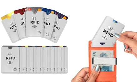 RFID Credit Card Pocket