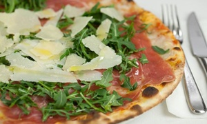 exEat by Eatalian Cafe: Italian Food for Dine-In, Take-Out, or Catering at exEat by Eatalian Cafe (Up to 36% Off)
