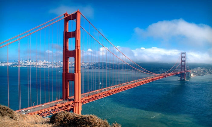 null - San Francisco: Stay for Two, with Dates Through May, at Executive Hotel Vintage Court in San Francisco, CA
