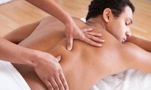 White Pearl Body Work and Foot Spa: Swedish or Deep-Tissue Massage with Optional Foot Massage at White Pearl Body Work and Foot Spa (Up to 51% Off)
