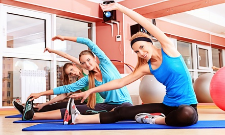 10-Day Guest Pass or One-Month Membership at The Energy Lab Fitness Center (Up to 79% Off)