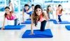 FLIPNFIT - Multiple Locations: One Month of Unlimited Fitness Memberships for One, Two, or Three at FLIPNFIT (Up to 53% Off)