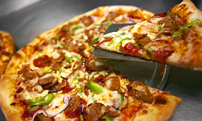 Escape From New York Pizza - Mission: $20 for Four Groupons, Each Good for $10 Worth of Pizza and Drinks at Escape From New York Pizza ($40 Value)