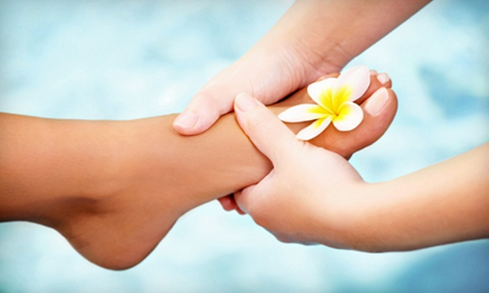 Health Foot Spa - Markham: One or Three 60-Minute Reflexology Treatments and Footbaths at Health Foot Spa (Up to 58% Off)