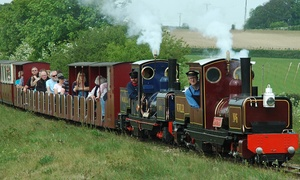 The Wells & Walsingham Light Railway: Child or Adult Return Ticket for The Wells & Walsingham Light Railway (Up to 36% Off)