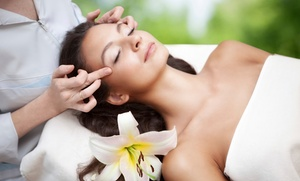 Massage With Optional Facial And Computerized Skin Analysis At Do Well Be Well (up To 67% Off)
