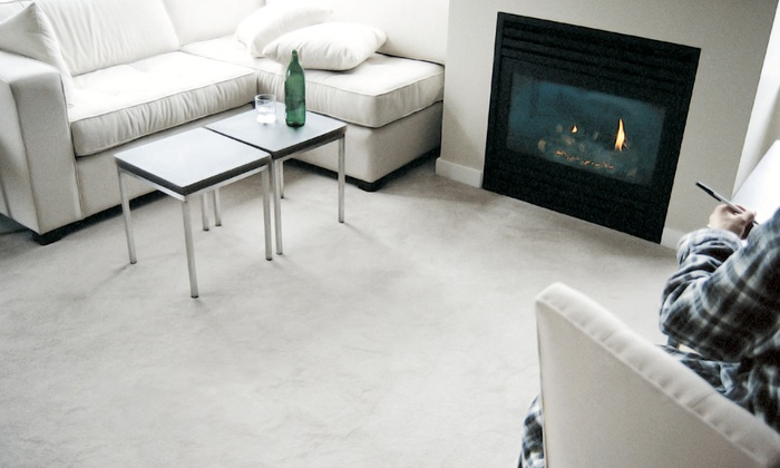 Karpet K.O. - Cassidy: $57.20 for Deep Carpet Cleaning for Three Rooms from Karpet K.O. (Up to $104.97 Value)