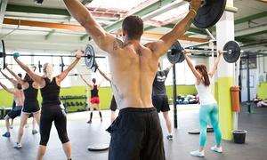 CrossFit Kraftmühle: Funktionelles Fitnesstrainings-Paket mit 4 Kursen und 1 Workout of the Day bei CrossFit Kraftmühle (bis zu 73% sparen*)