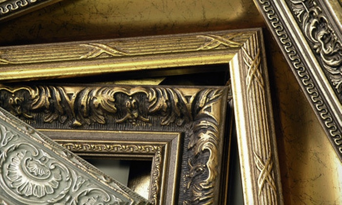 Ocala Art and Frame - Ocala: Custom Framing and Art at Ocala Art and Frame (Up to 63% Off). Two Options Available.