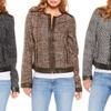 Women's Woven Short Jacket