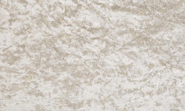 crushed velvet texture. Cream Glitz Crushed Velvet Texture