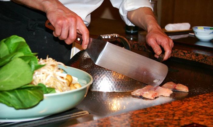 Ohana Japanese Hibachi Seafood & Steakhouse - City Island,Country Club: $30 Worth of Japanese Hibachi Food