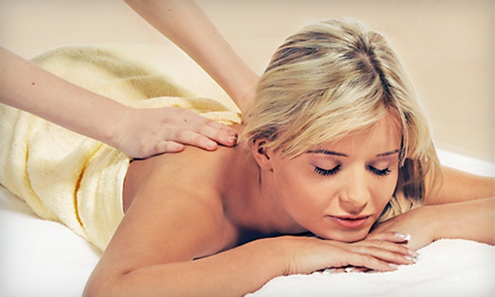 AlySim Spa - Overland Park: 60-Minute Swedish Massage, 60-Minute Deep-Tissue Massage, Spa Facial, or LumiFacial at AlySim Spa (Up to 59% Off)