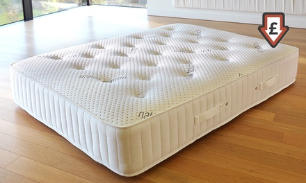 Memory Foam and Pocket Sprung Mattress