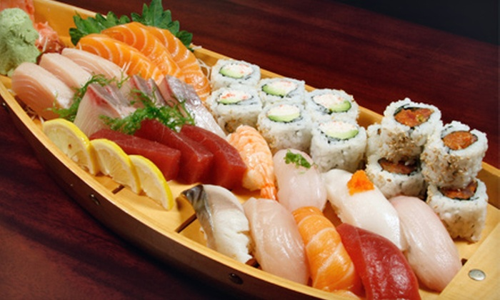 Joto Thai-Sushi - South Tampa: $10 for $20 Worth of Thai, Japanese, and Sushi for Dinner for Two at Joto Thai-Sushi