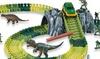 Circuit voiture dinosaures Dino