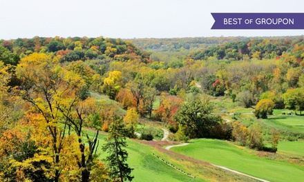 $22 for an 18-Hole Round of Golf for One Person with Cart at Honey Creek Golf Club (Up to $44 Value)