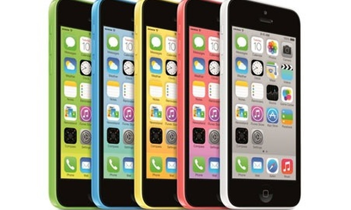 iphone 5c neuf groupon shopping. Black Bedroom Furniture Sets. Home Design Ideas
